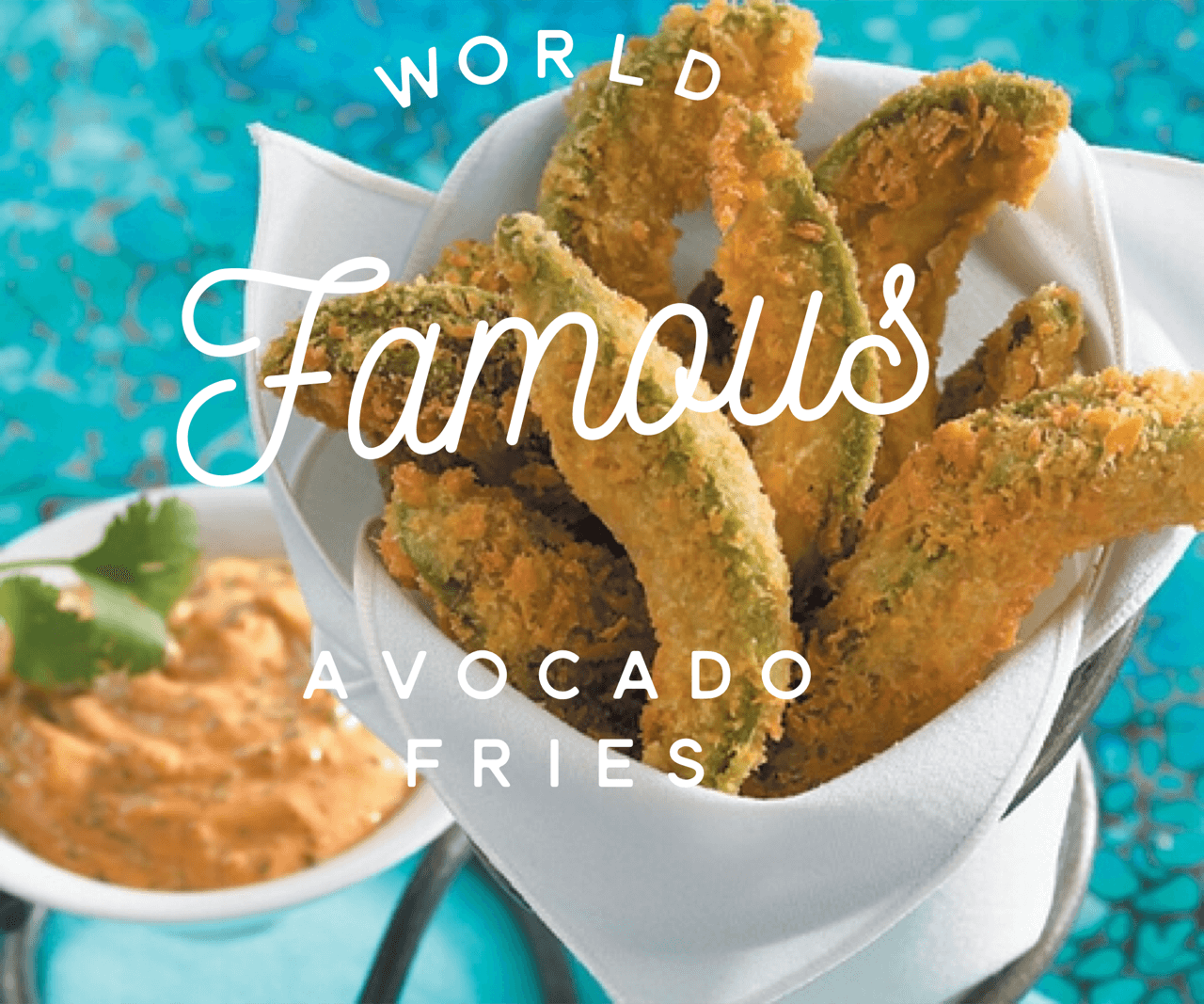 Avocado-fries