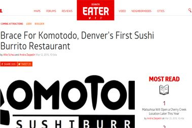 Denver Eaters on Komotodo