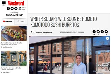 Westword on Komotodo
